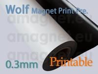 Wolf Magnet Print Pre.